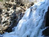 Водопад Стеклянуха